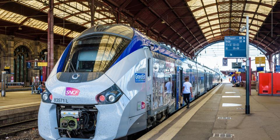 Référence client SNCF